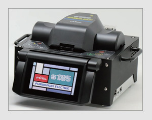 FITEL S185LDF / S185PMLDF High-end Fusion Splicers